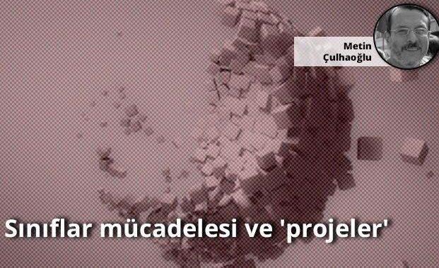 Sınıflar mücadelesi ve 'projeler'