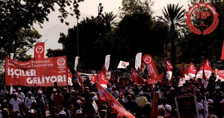 Krizin faturasının işçilere ödetilmesini kabul etmiyoruz!