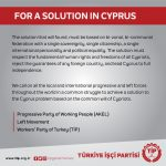 For a solution in Cyprus