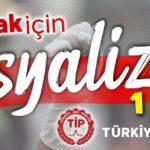 Bu Düzen Bizi Öldürür! Yaşamak İçin Sosyalizm! Yaşasın 1 Mayıs!