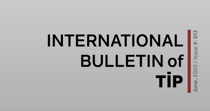 International Bulletin of TIP – June 2020